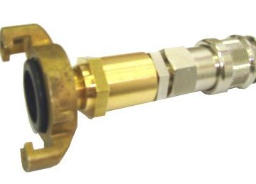 "Raccord express 3/8""-Rapide Femelle 1/4""-0"